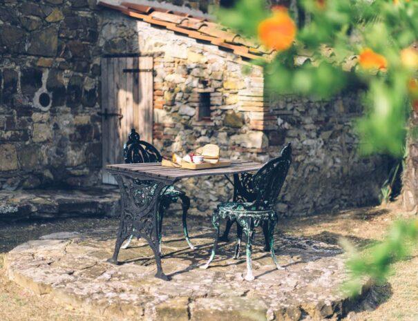 Tinaia garden table (L)