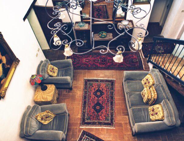 Villa Living room (L)